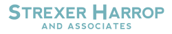 Strexer Harrop and Associates Logo