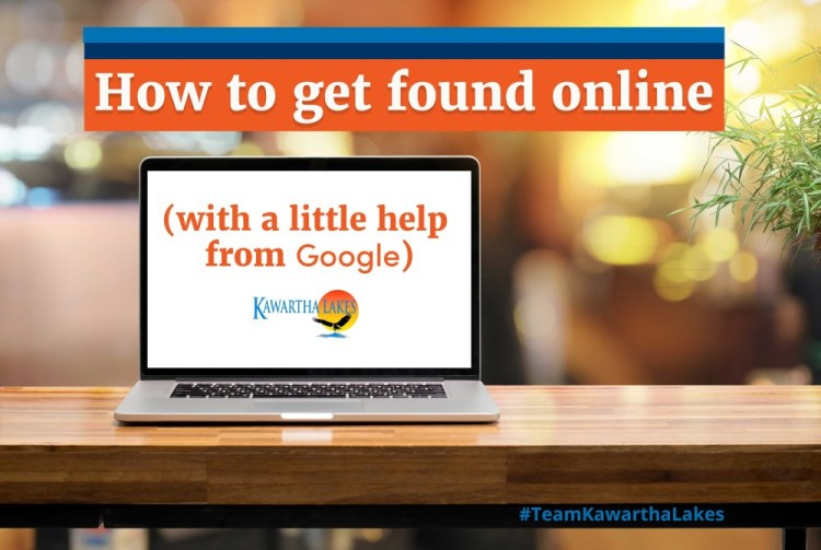 How to get found online (with a little help from Google)