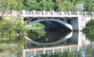 Bridge in omemee
