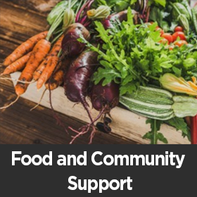 Food and Community Support