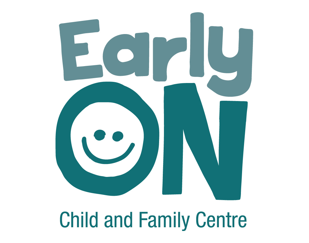 EarlyOn Child and Family Centre logo