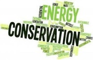 Energy conservation graphic