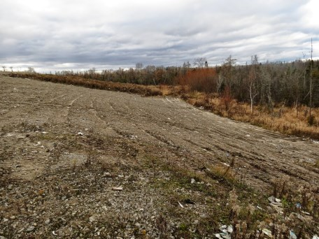Fenelon Falls Landfill before photo