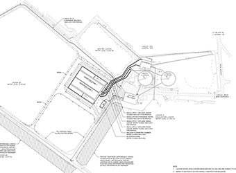 Lindsay Water Plant Upgrade drawing