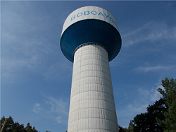 Bobcaygeon water tower