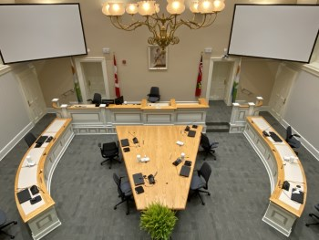 Kawartha Lakes Council Chambers