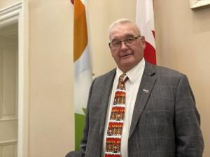 Councillor Doug Elmslie