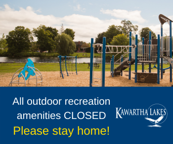 all outdoor recreation amenities closed