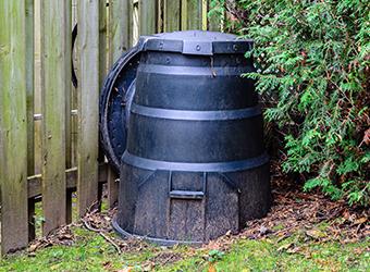 Backyard Composter