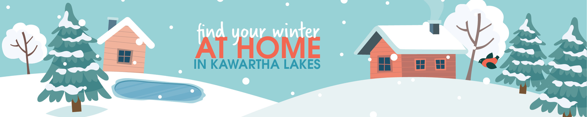 Find your winter at home in Kawartha Lakes