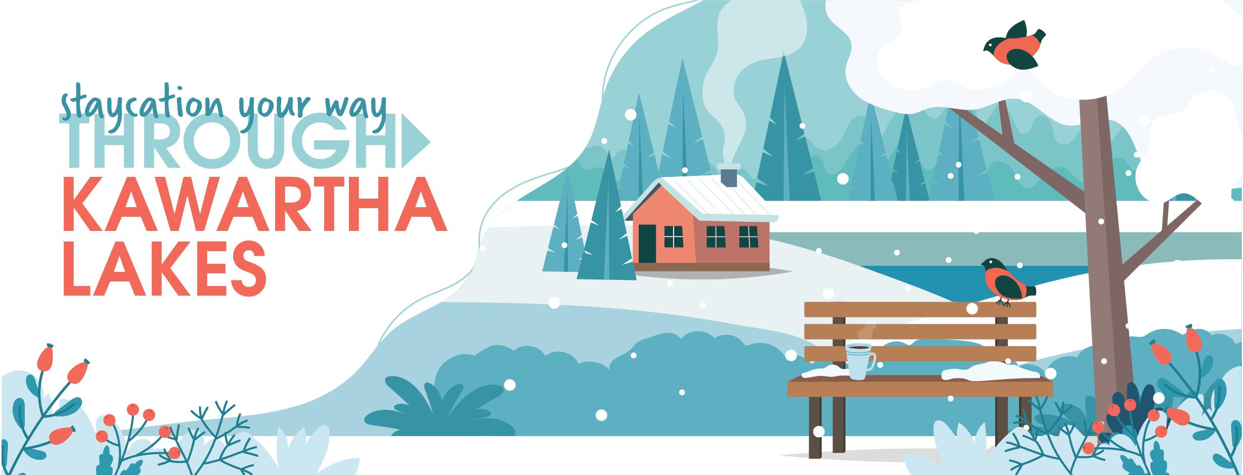 Winter your way through the Kawartha Lakes