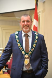 Mayor Andy Letham