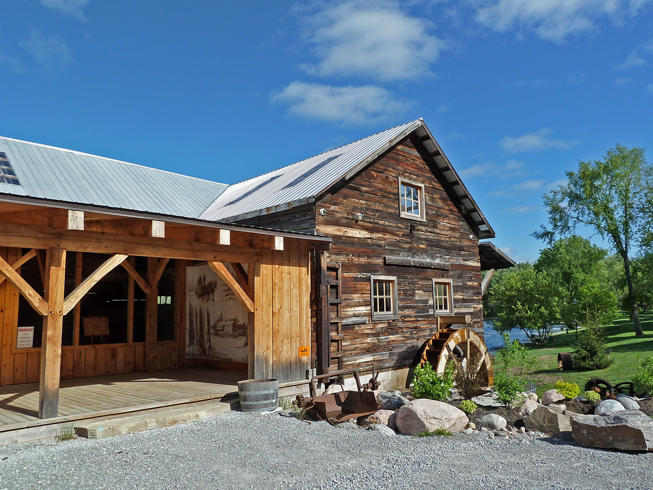 Farm to Shield driving tour