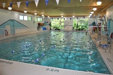 Forbert Memorial Pool