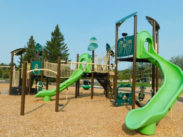 Logie Park playground