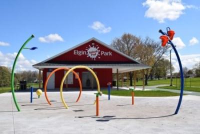 Elgin Park Splash Pad