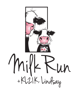 Milk Run logo