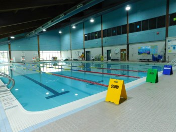 Lindsay Recreation Complex lane pool