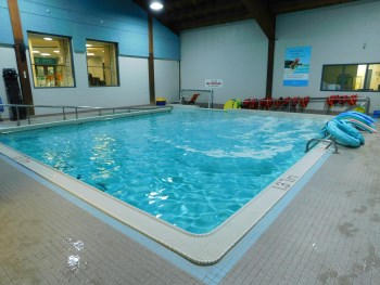 Lindsay Recreation Complex small pool