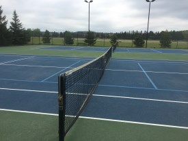 Wilson Fields West Tennis Courts