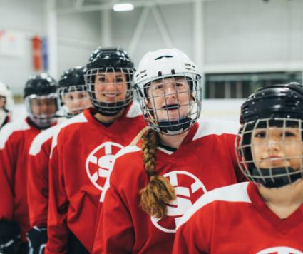womens hockey league