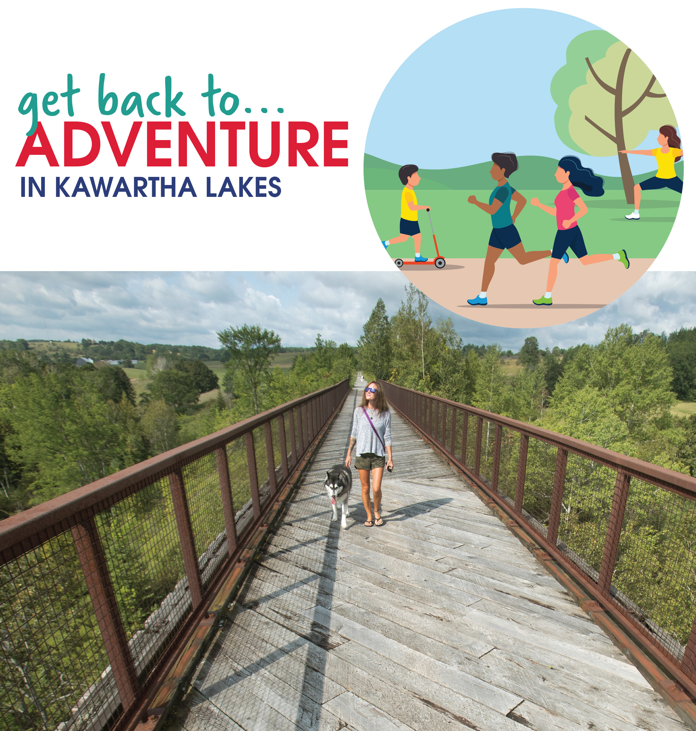 Get back to Adventure in Kawartha Lakes