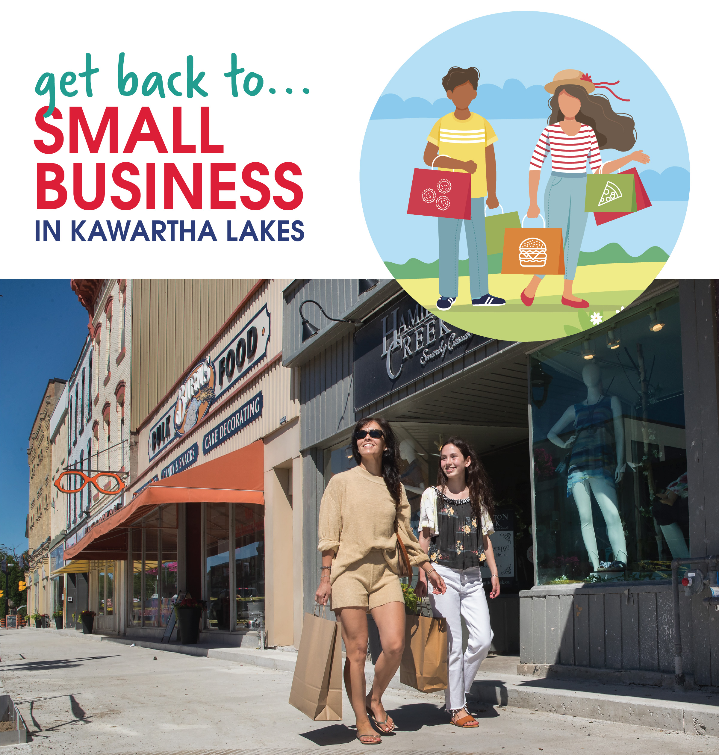 Get back to Small Business in Kawartha Lakes