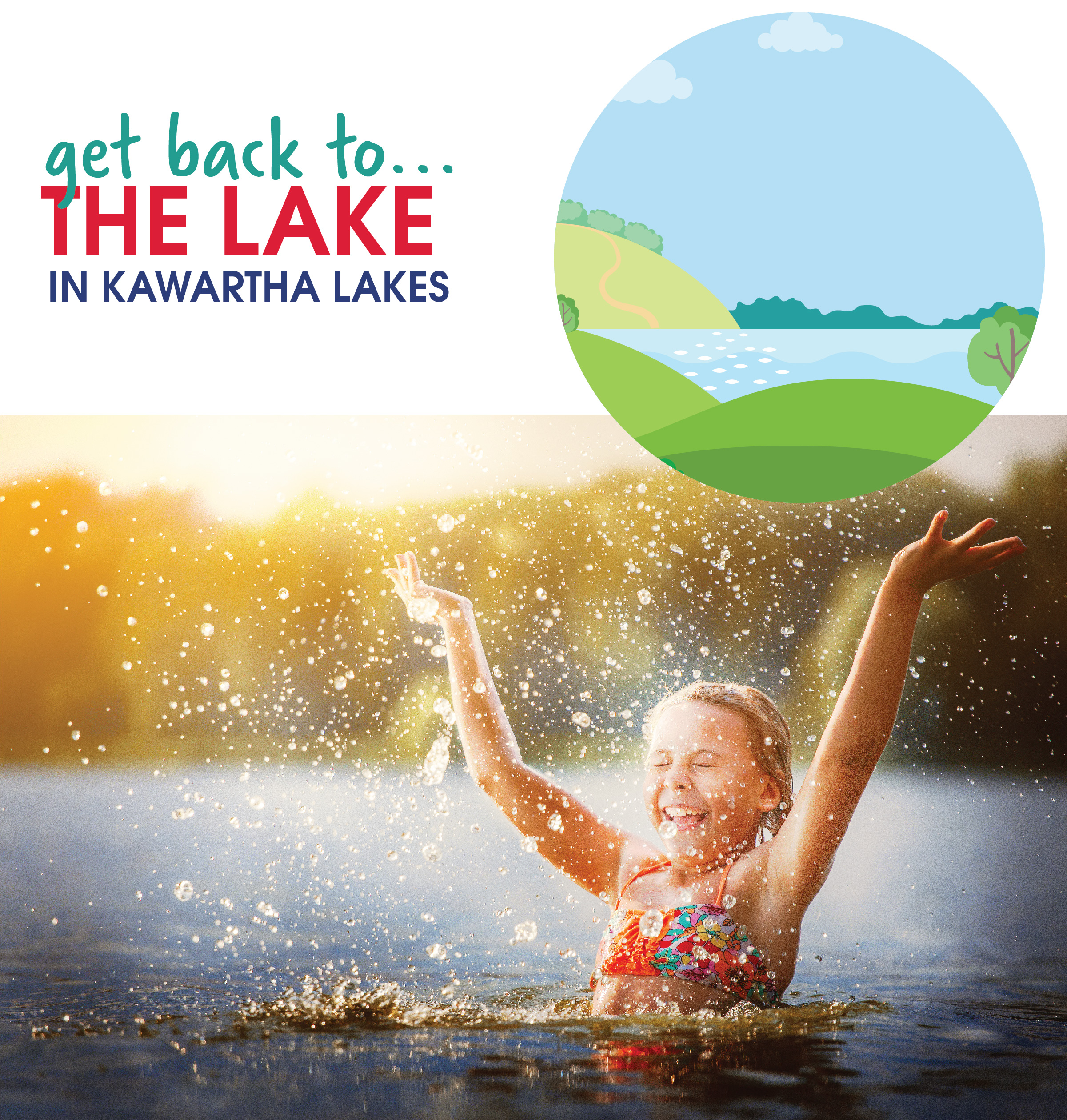 Get back to The Lake in Kawartha Lakes