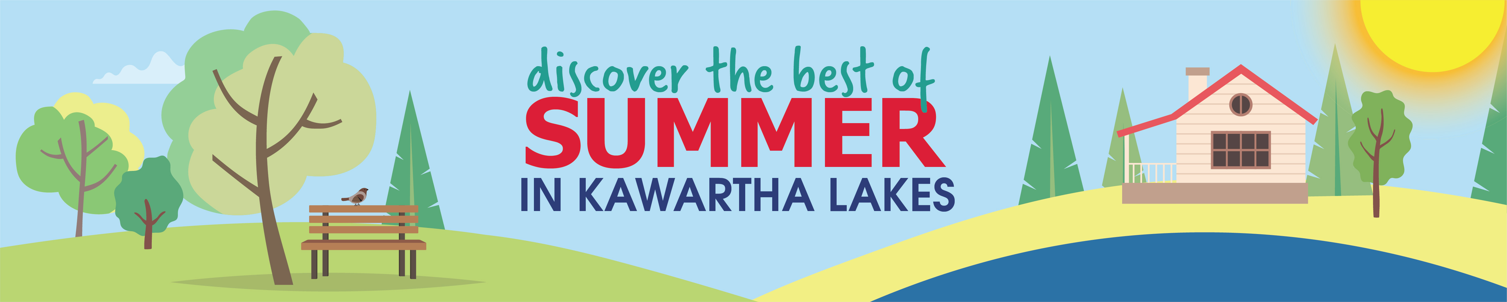 Discover the best of summer in Kawartha Lakes