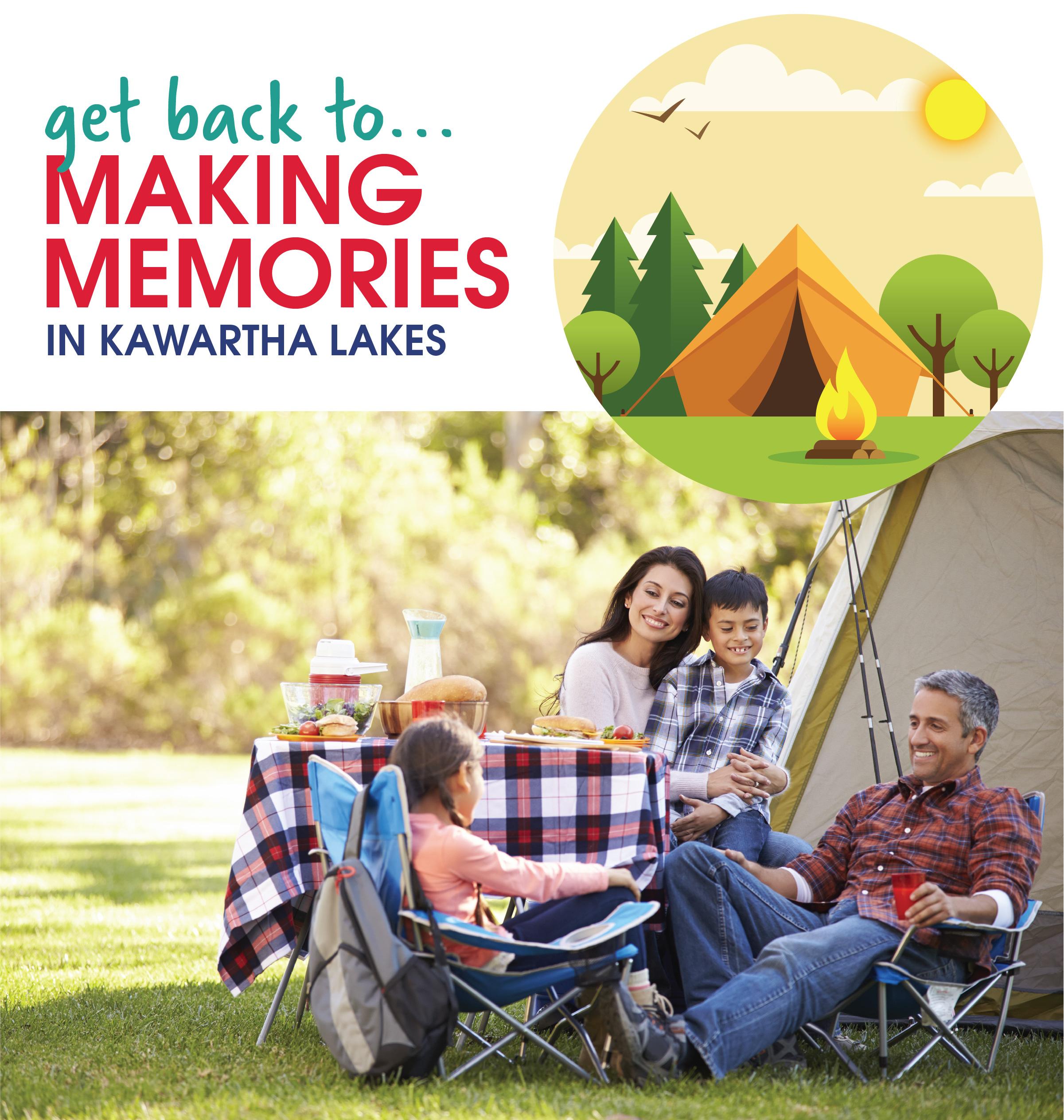Get back to Making Memories in Kawartha Lakes